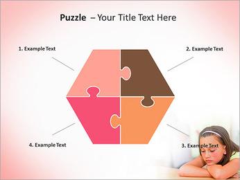 Parents Quarreling PowerPoint Template - Slide 20