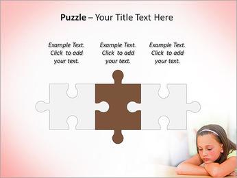 Parents Quarreling PowerPoint Template - Slide 22