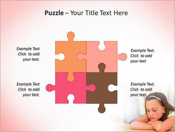 Parents Quarreling PowerPoint Template - Slide 23