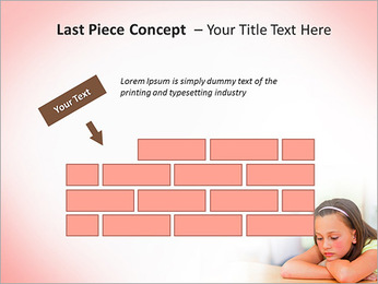 Parents Quarreling PowerPoint Template - Slide 26