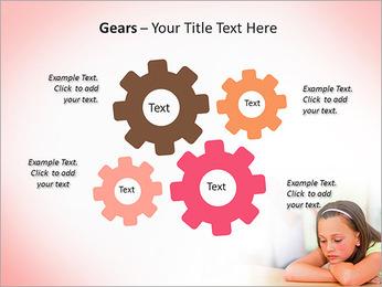 Parents Quarreling PowerPoint Template - Slide 27