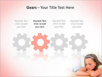 Parents Quarreling PowerPoint Template - Slide 28