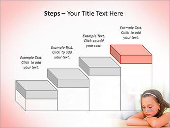 Parents Quarreling PowerPoint Template - Slide 44