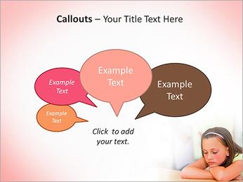 Parents Quarreling PowerPoint Template - Slide 53