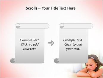 Parents Quarreling PowerPoint Template - Slide 54