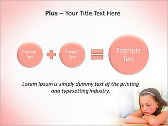 Parents Quarreling PowerPoint Template - Slide 55