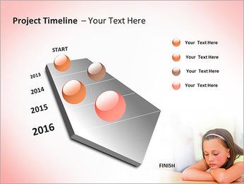 Parents Quarreling PowerPoint Template - Slide 6