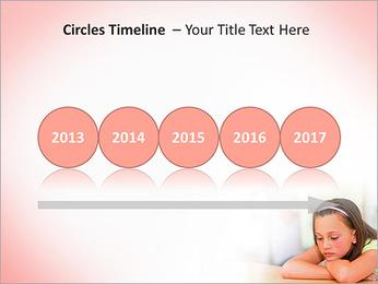 Parents Quarreling PowerPoint Template - Slide 9