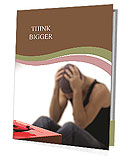 Drug Addict Presentation Folder