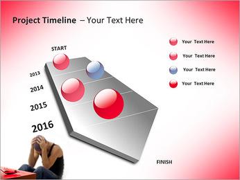 Drug Addict PowerPoint Template - Slide 6