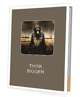 Ecology In Danger Presentation Folder