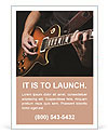 Play Guitar Ad Templates