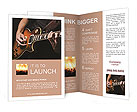 Play Guitar Brochure Template