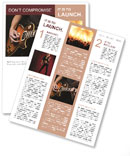 Play Guitar Newsletter Template