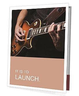Play Guitar Presentation Folder