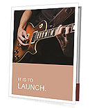 Play Guitar Presentation Folder