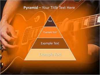 Play Guitar PowerPoint Templates - Slide 10