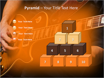 Play Guitar PowerPoint Templates - Slide 11