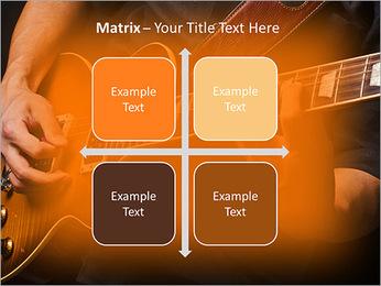 Play Guitar PowerPoint Templates - Slide 17