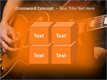 Play Guitar PowerPoint Templates - Slide 19
