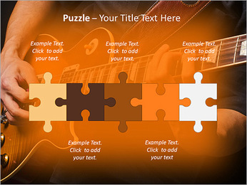 Play Guitar PowerPoint Template - Slide 21