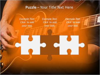 Play Guitar PowerPoint Templates - Slide 22