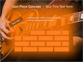 Play Guitar PowerPoint Templates - Slide 26