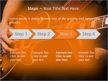 Play Guitar PowerPoint Templates - Slide 4