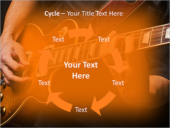 Play Guitar PowerPoint Templates - Slide 42