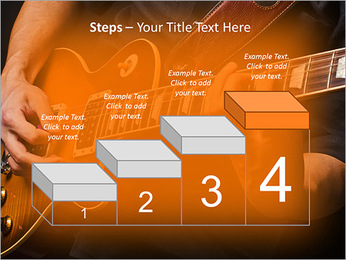 Play Guitar PowerPoint Templates - Slide 44