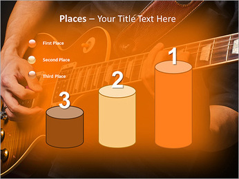 Play Guitar PowerPoint Template - Slide 45