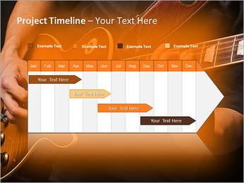 Play Guitar PowerPoint Templates - Slide 5