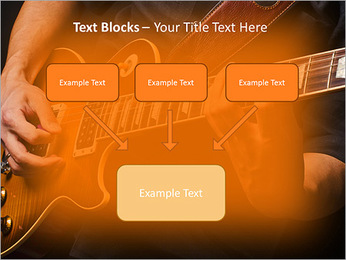 Play Guitar PowerPoint Template - Slide 50