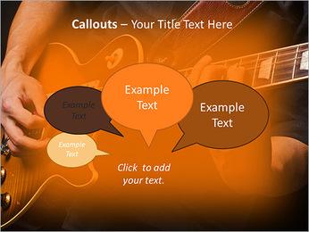 Play Guitar PowerPoint Templates - Slide 53