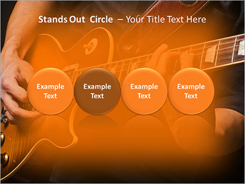 Play Guitar PowerPoint Template - Slide 56