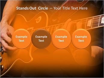 Play Guitar PowerPoint Templates - Slide 56