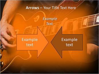 Play Guitar PowerPoint Templates - Slide 70