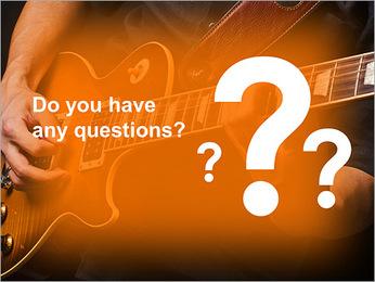 Play Guitar PowerPoint Templates - Slide 75