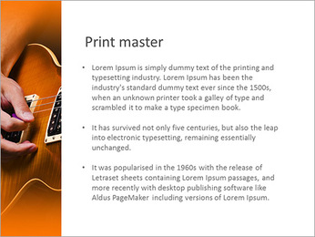 Play Guitar PowerPoint Template - Slide 76