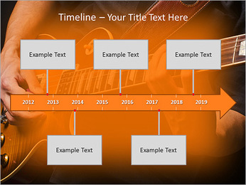Play Guitar PowerPoint Template - Slide 8