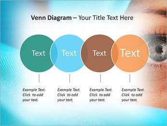 Muslim Lady PowerPoint Template - Slide 12