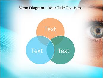 Muslim Lady PowerPoint Template - Slide 13