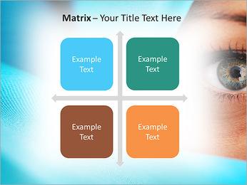 Muslim Lady PowerPoint Template - Slide 17