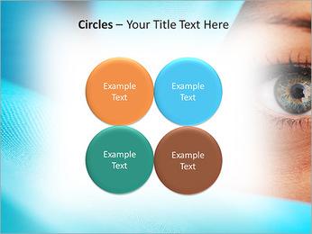 Muslim Lady PowerPoint Template - Slide 18