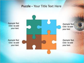 Muslim Lady PowerPoint Template - Slide 23
