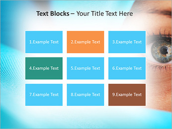 Muslim Lady PowerPoint Template - Slide 48