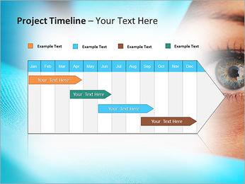 Muslim Lady PowerPoint Template - Slide 5