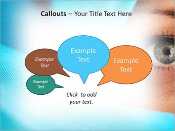 Muslim Lady PowerPoint Template - Slide 53