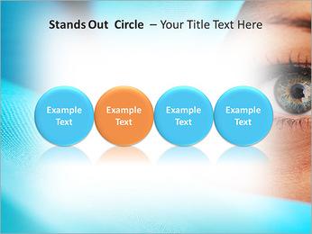 Muslim Lady PowerPoint Template - Slide 56
