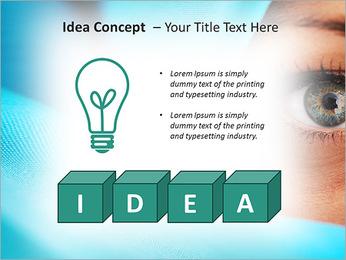 Muslim Lady PowerPoint Template - Slide 60
